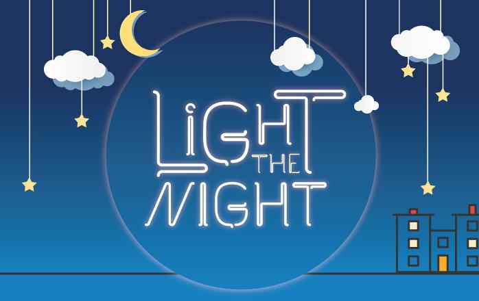 Light the Night - KVCC